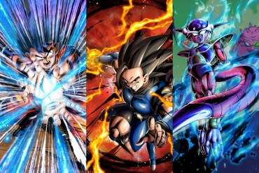 Tarjetas Dragon Ball Legends
