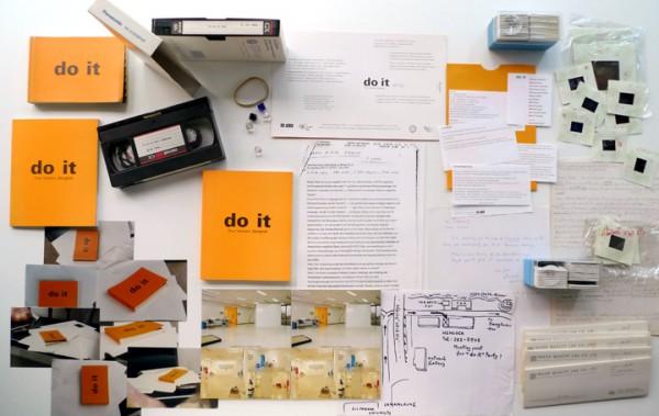 Do it, (Thai version) Hans Ulrich Obrist