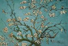 07.VanGogh Ramas del rbol de almendro en flor Esfera Salud