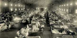 la gripe del 18