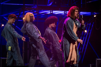 """Q Brothers& Chicago Shakespeare Theater """"Othello:The Remix"""""""