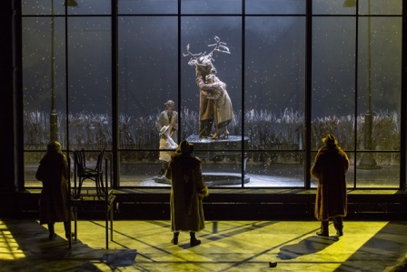 "National Theatre of Budapest ""As you like it"" dir. Silviu Purcarete"