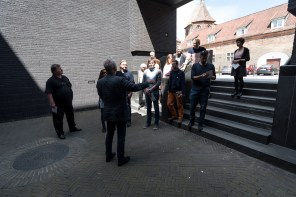 ESFN tour in Gdańsk Shakespeare Theatre