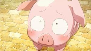 Arita in pig form