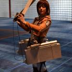 cosplay of character from Attack on Titan