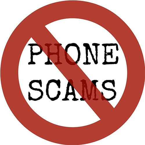 Phone Scams Punishing Good Customers