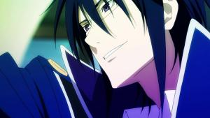 Screenshot of Munakata - The Blue King