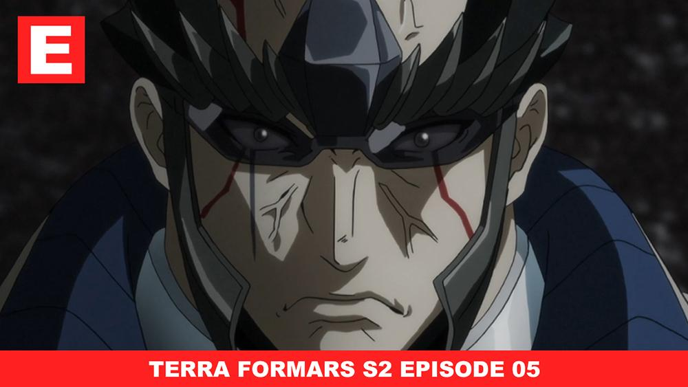 Terra Formars S2 Episode 5 – Previously In Anime