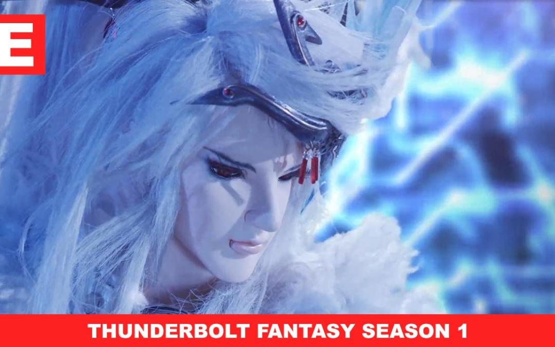 Previously In Anime – Thunderbolt Fantasy Review