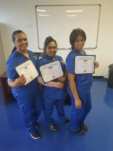 Congratulations to Our Newest Certified Home Health Aide Class