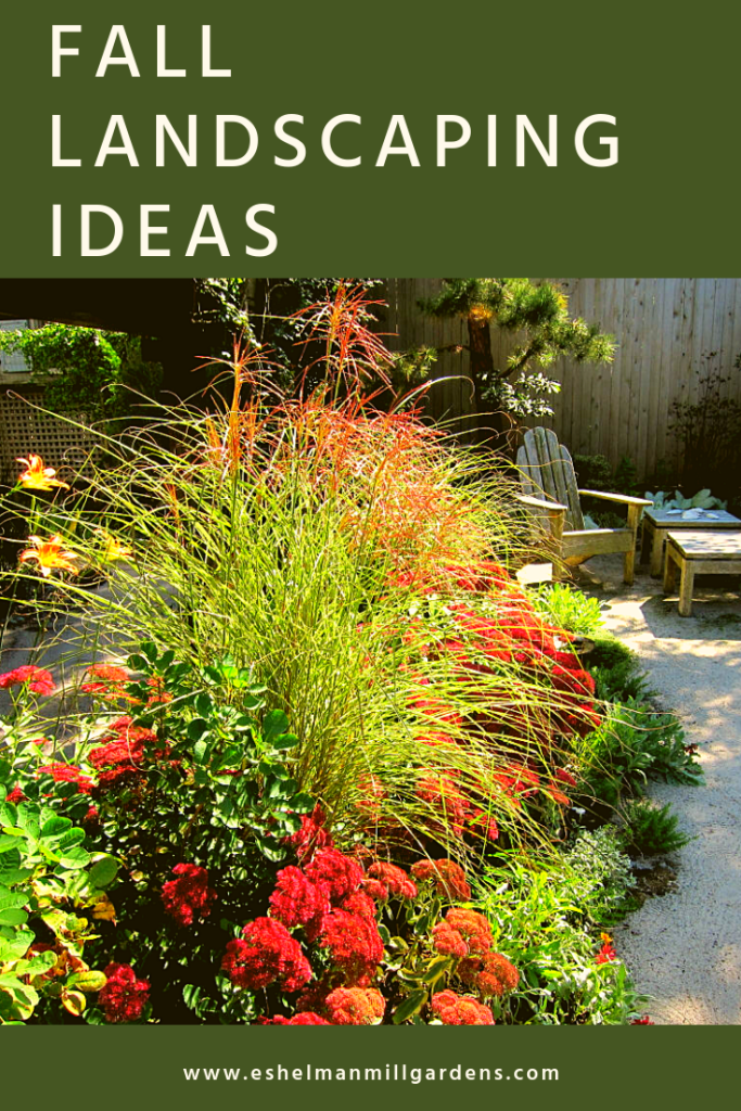Fall Landscaping Ideas for Lancaster, PA