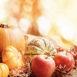 Rustic Thanksgiving Decorations That Use Natural Elements