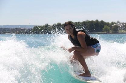 cours de wakesurf genève