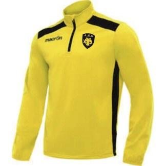 Φόρμα προπόνησης Handball (Κίτρινο)