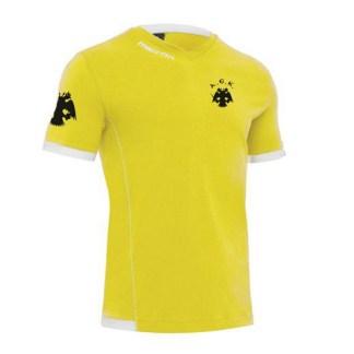 T-shirt 100% Βαμβάκι ΚΙΤΡΙΝΟ 90380501