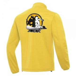 Ζακέτα Φόρμας ΑΕΚ Niagara επιτραπέζια αντισφαίριση (Κίτρινο)