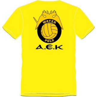 TSHIRT WATER POLO (ΚΙΤΡΙΝΟ)
