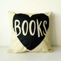 Povlak na polštář Books