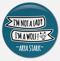 Placka I'm Not a Lady! I'm a Wolf!