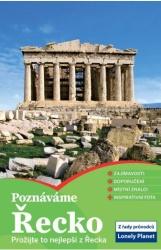 Řecko poznáváme průvodce Lonely Planet