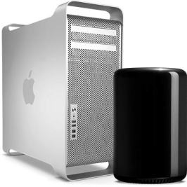 The previous Mac Pro lineup