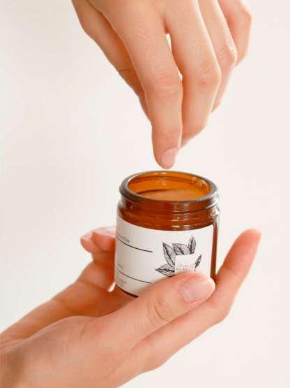 kit mains vertes composé d'un beurre de karité bio - Make it beauty