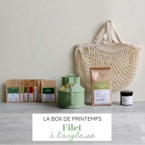 box jardinage bio de printemps, une idée cadeau originale à offrir