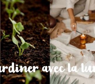inspiration box cadeau jardinage pour les amoureux de plantes pour jardiner avec la lune sur une balcon