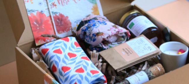idée cadeau box jardinage pour la fête des mères