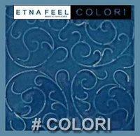 ETNA FEEL - Pietra Lavica dell'Etna Serie #COLORI #OCEAN