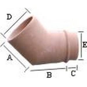 pluviale-curva-130-terracotta