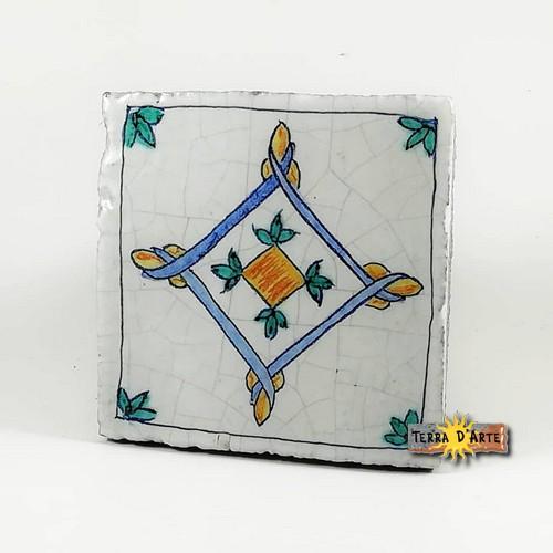 ceramica_siciliana_riquadro_TDR102_B