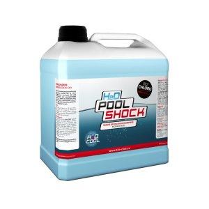 Šoková dezinfekcia bazénov H2O POOL SHOCK - 3L
