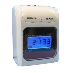 TimeCop TP-68D Digital Time Recorder