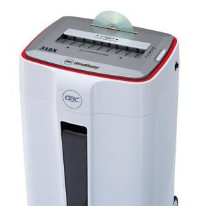 GBC SHREDMASTER 31SX Paper Shredder (Cross Cut)