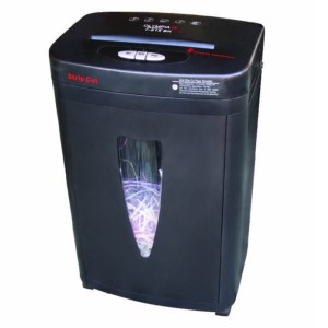OLYMPIA T-818 Paper Shredder (Straight Cut)