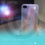 case 0,3 mm per iPhone 4/4S