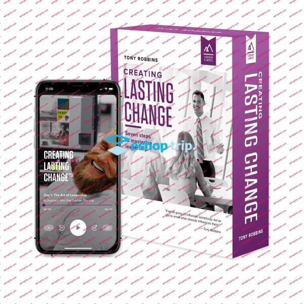 Anthony Robbins Creating Lasting Change