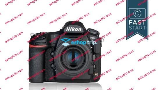 CreativeLive Nikon D850 Fast Start
