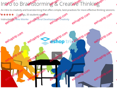 Intro to Brainstorming Creative Thinking 2015