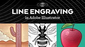 Line Engraving in Adobe Illustrator