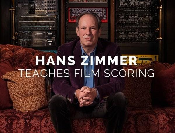 MasterClass Hans Zimmer Teaches Film Scoring
