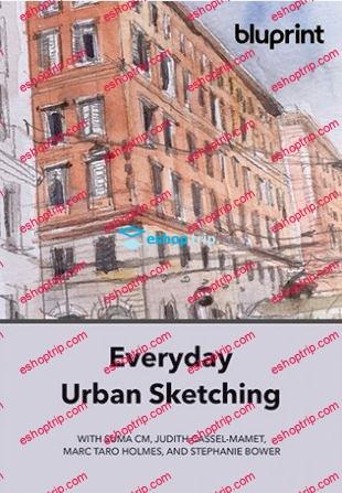 TTC Craftsy Video Everyday Urban Sketching