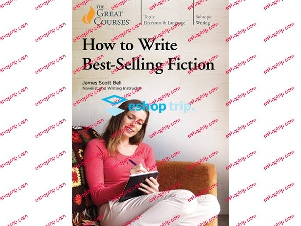 TTC Video How to Write Bestselling Fiction