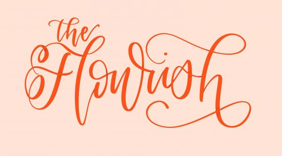 The Flourish Expand Your Modern Calligraphy Skills