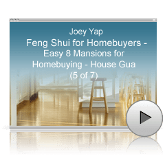 Joey Yap Feng Shui For Homebuyers Mansion