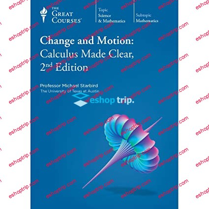 TTC Video Change and Motion Calculus Made Clear 2nd Edition