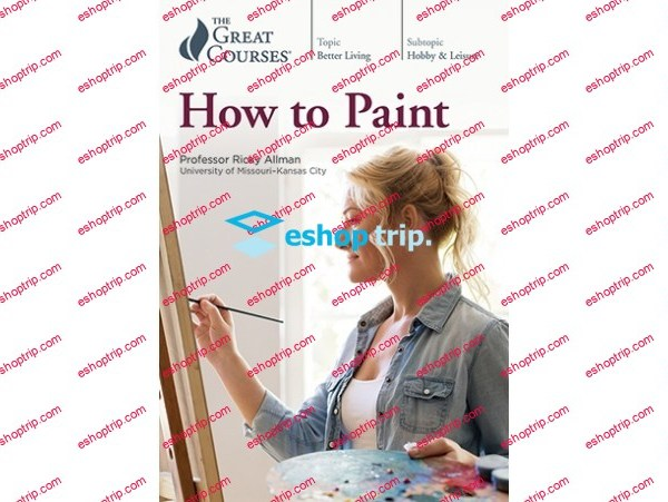TTC Video How to Paint