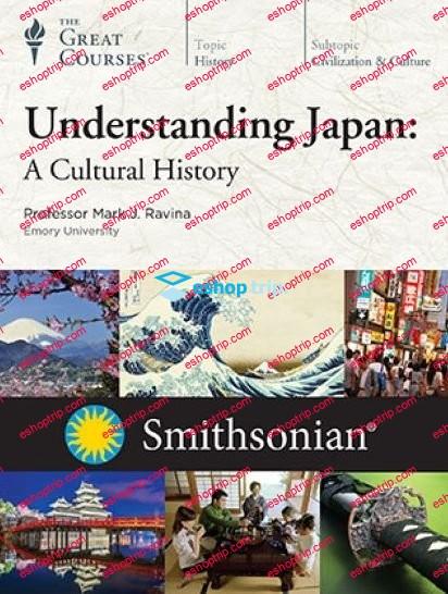 TTC Video Understanding Japan A Cultural History