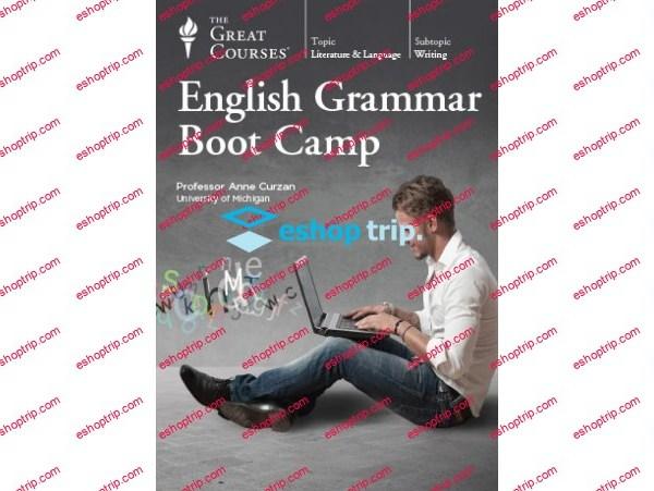 TTC Video English Grammar Boot Camp